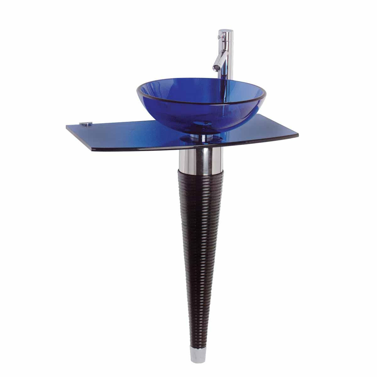 Glass Sink : item index glass sinks itemno 10911 item name glass sinks blue glass ...