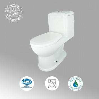 children toilet one piece kids bathroom white 12 rough in