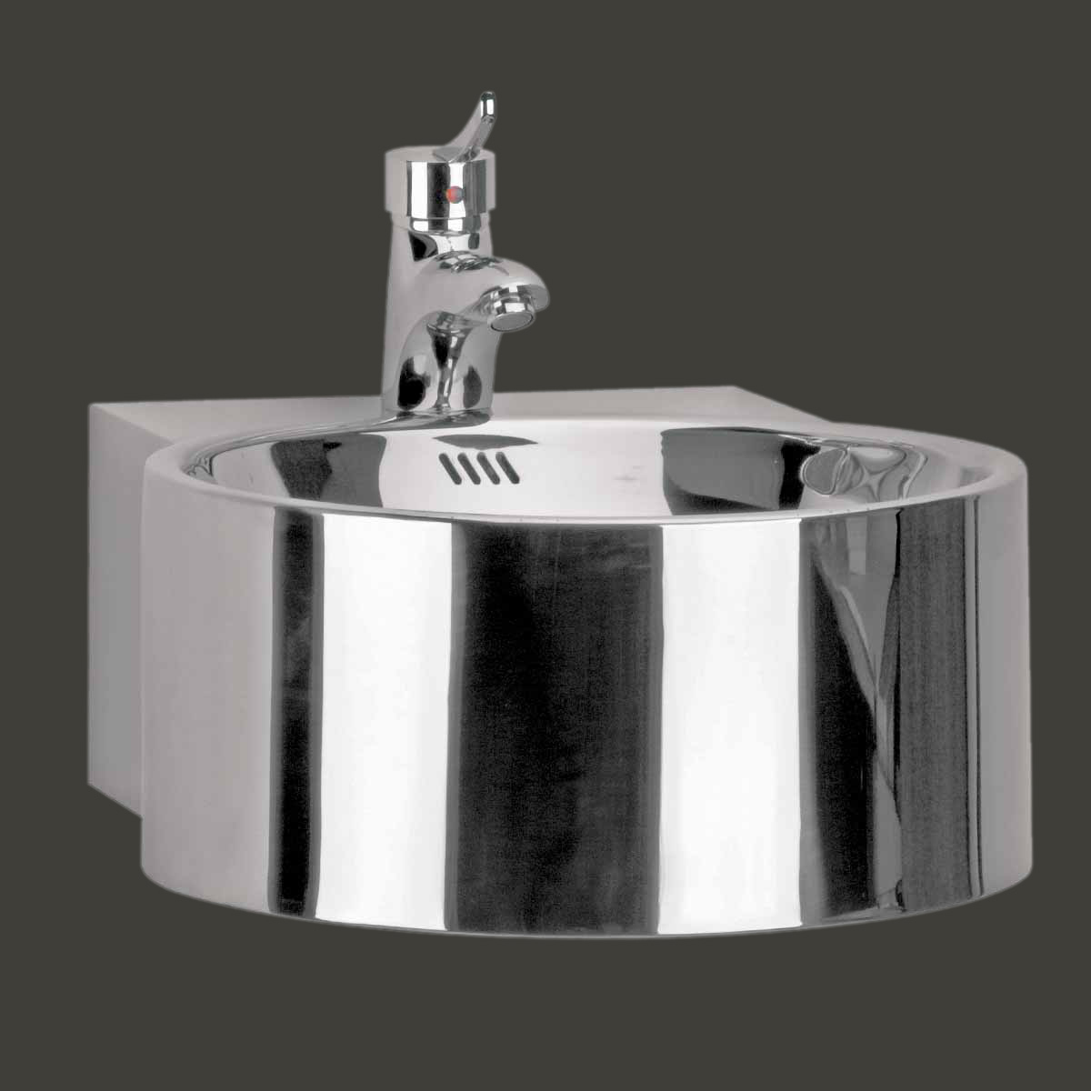 Deluxe Stainless Steel Vessel Sink Double Layer Combo