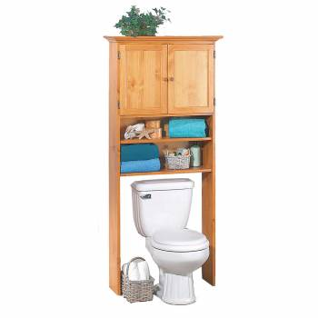 Amazing  Toilet Storage Bathroom Storage Over Toilet And Bathroom Cabinets