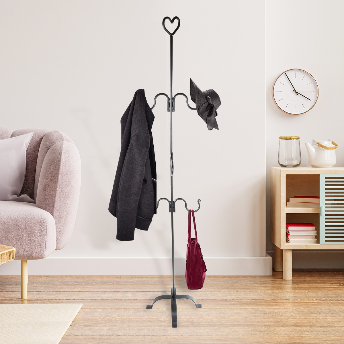 Iron Stocking Hangers 65