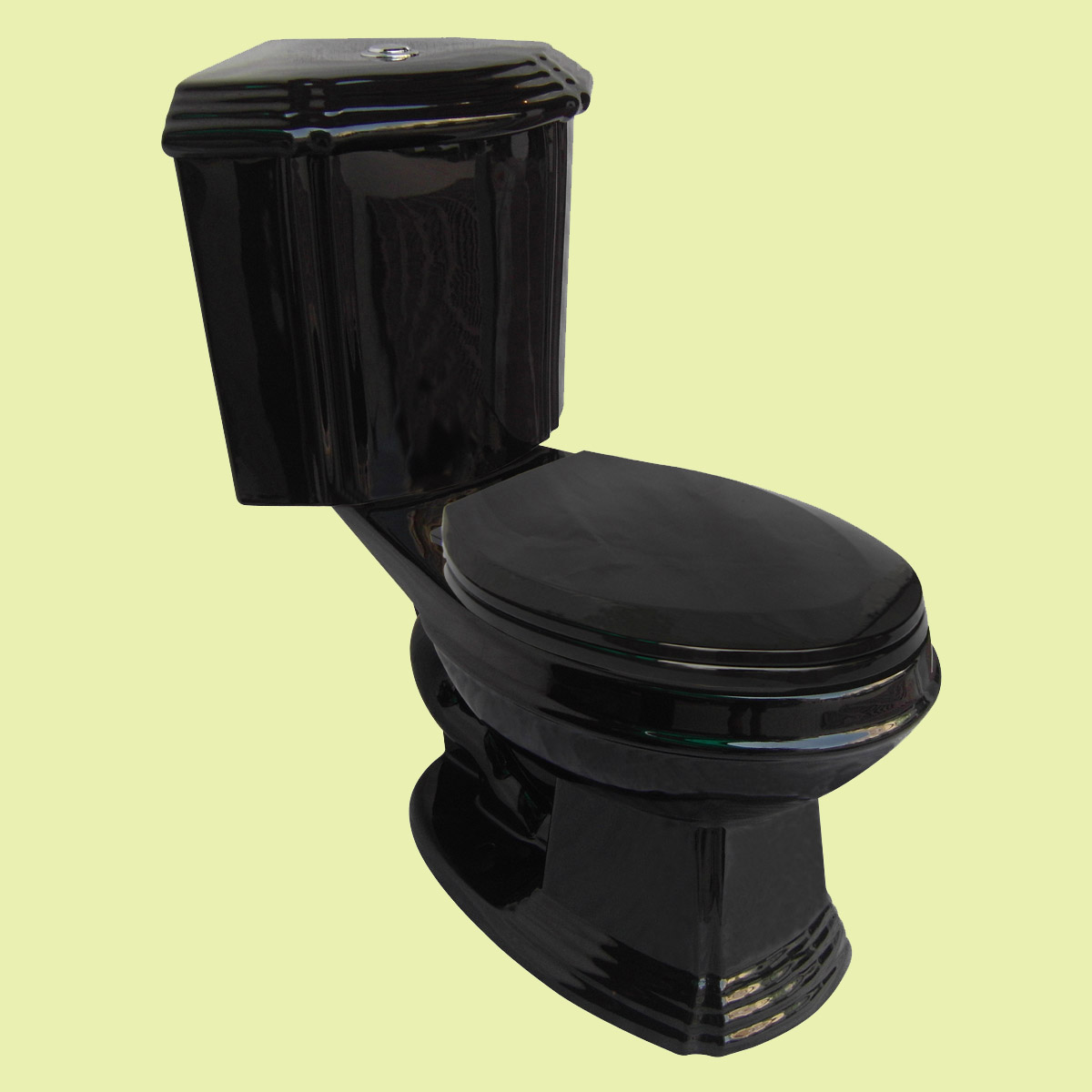 corner tank toilet black china 2 piece dual flush elongated