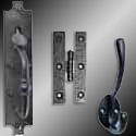 Wrought Iron Hardware