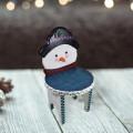 Snowman Chair