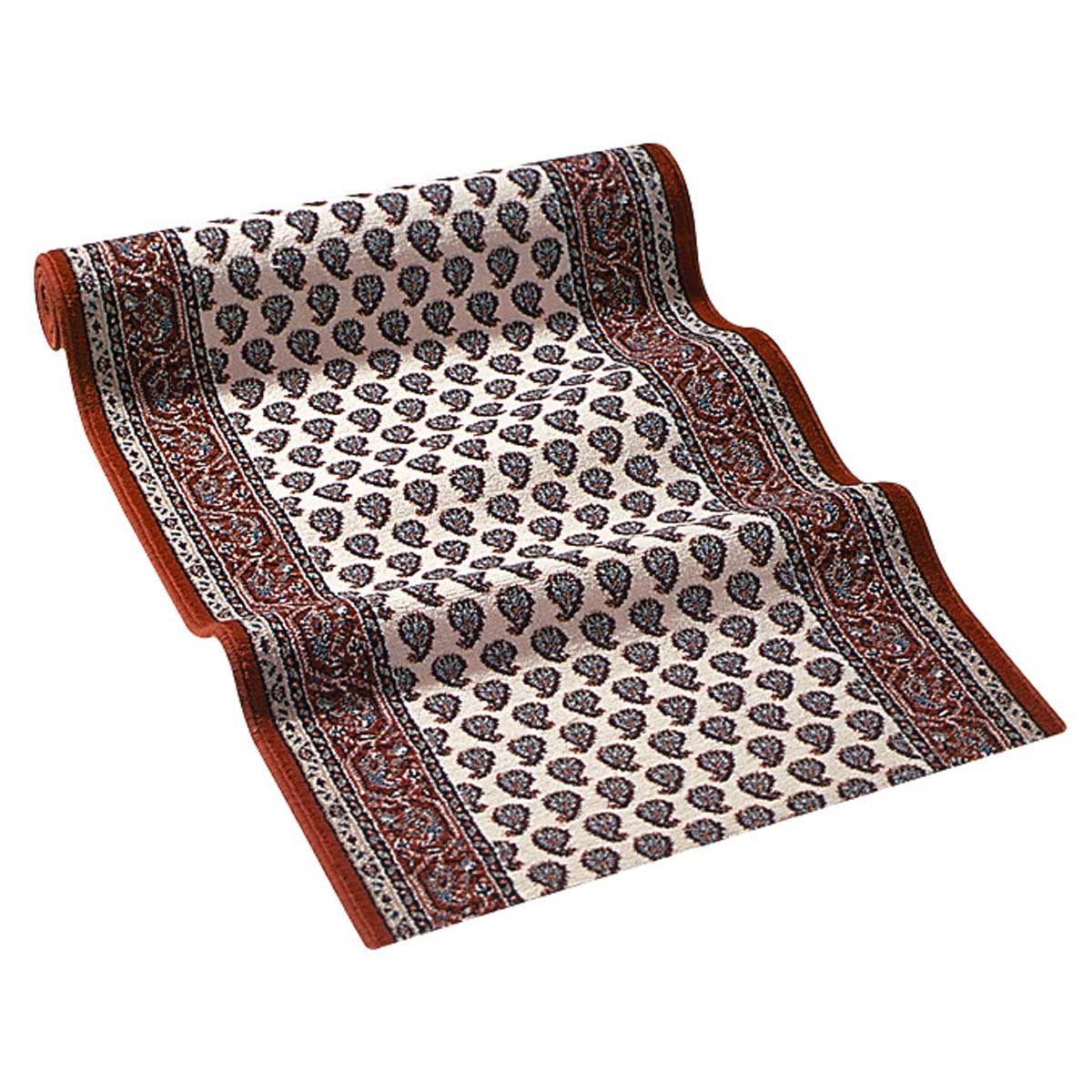 Runner Area Rug 2 39 3 Wide Sold By Foot Red Wool